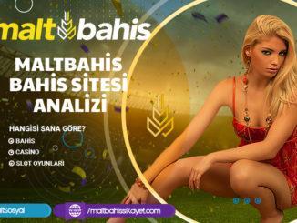 Maltbahis Bahis Sitesi Analizi