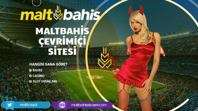 Maltbahis Çevrimiçi Sitesi Bilgileri