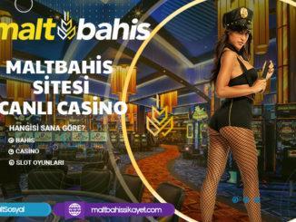 Maltbahis Sitesi Canlı Casino