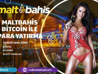 Maltbahis Bitcoin ile Para Yatırma