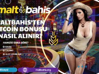 Maltbahis'ten Bitcoin Bonusu Nasıl Alınır
