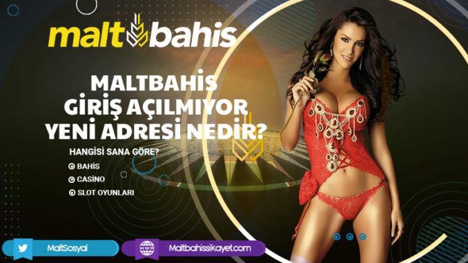 Maltbahis Giriş- Açılmıyor, Yeni Adresi Nedir