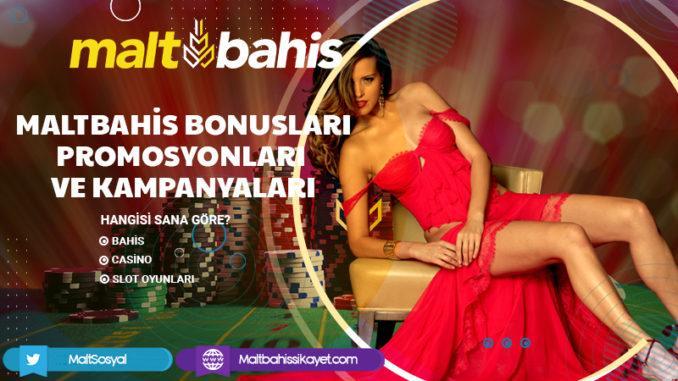 Maltbahis Bonusları, Promosyonları ve Kampanyaları
