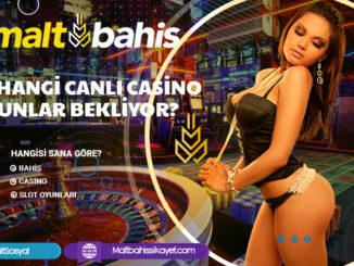 Seni Hangi Canlı Casino Oyunlar Bekliyor
